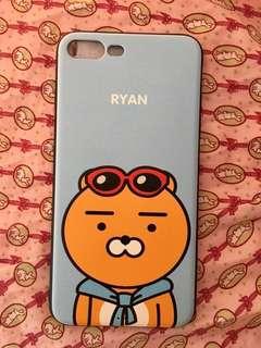 iPhone Case 7Plus / 8Plus手機殼 包郵 Ryan Kakao