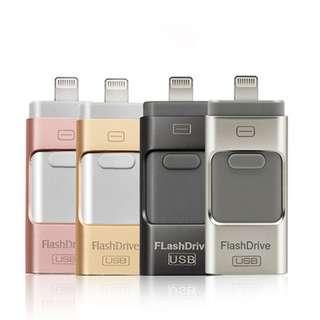 128GB Usb Flash Drive For iphone 8/7/6s/6s Plus/6/5S ipad Pendrive OTG Pen drive
