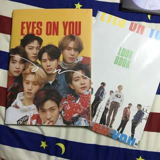 [INSTOCK] GOT7 EYES ON YOU