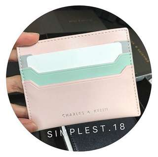 Charles & Keith Cardholder🍃