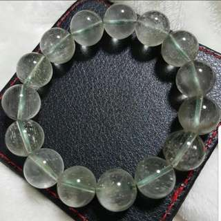 ☡Bracelet (Green Rutilated Quartz*绿发晶)