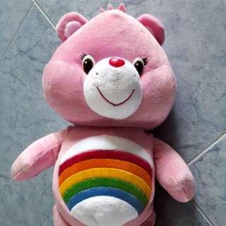 Carebear Cheer Bear Soft Toy