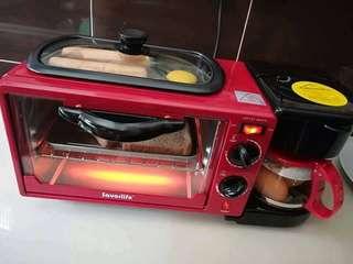 3&1 Breakfast maker