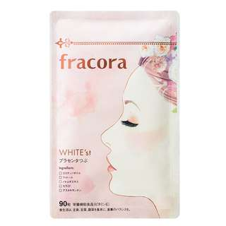 Fracora White'st Placenta Capsule 10,000mg