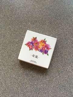 花兒貼紙 40枚