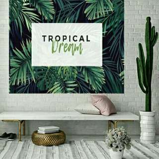 📛📛🆕️🆕️Tropical Tapestry