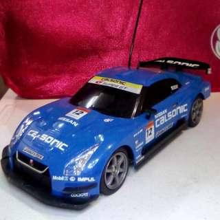 RC Car Nissan GTR Auldey