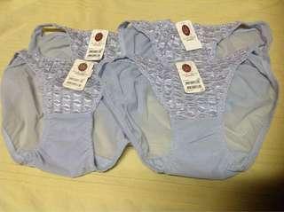 曼黛瑪璉全新女内褲L size便宜好穿,原價360元/件,現買1件送3件全新内褲。