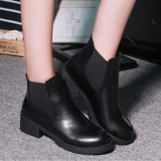 PO Low Ankle Chelsea Boots #070