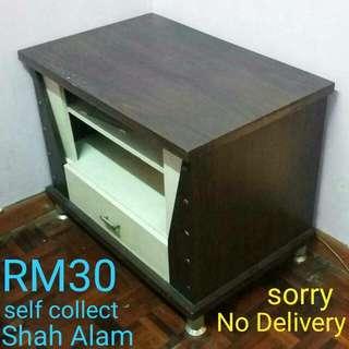 Rak meja kabinet tv - tv rack / table / cabinet