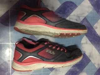 Authentic Fila Rubber Shoes