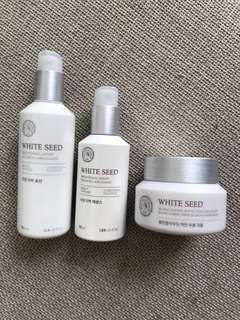 The Body Shop White Seed