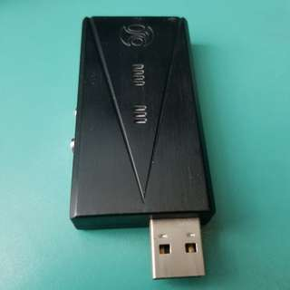 Geekout 450 (black) USB Dac/Amp
