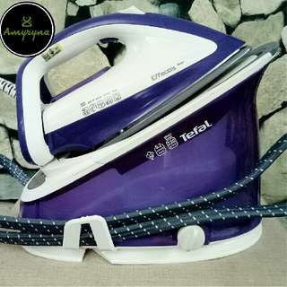 Steam iron generator tefal GV6770