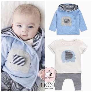 NEXT KIDS/ BABY UK - Jacket & Tshirt set