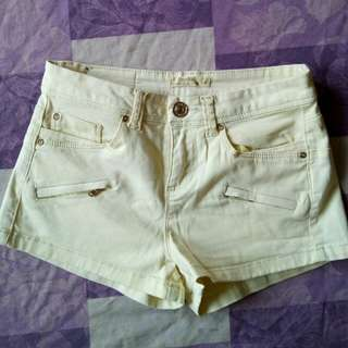 bershka short authentic