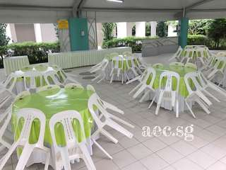 Rental Table Chair Decor Event