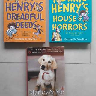 Horried Henry collection ( hard cover )