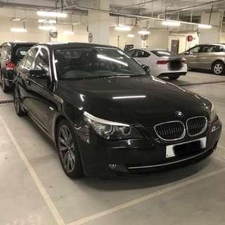 BMW 525I 2009