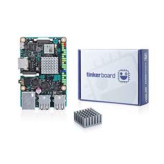 ASUS SBC Tinker Board Rockchip Quad-Core RK3288 Processor