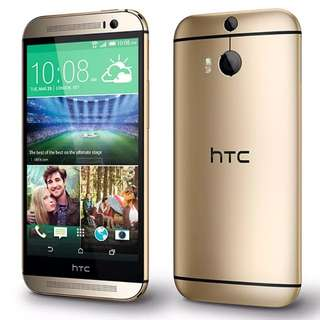 "Original HTC ONE M8 Unlocked Cell phone 5.0""  Quad-Core 2GB RAM 32GB/16GB ROM 3 cameras"