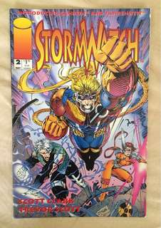 Comics STORMwatch (1-3) plus 10 stormwatch classics ( all in v good condition)