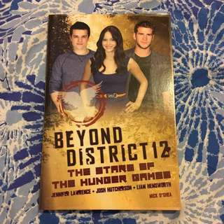 Beyond District 12: The Stars of The Hunger Games