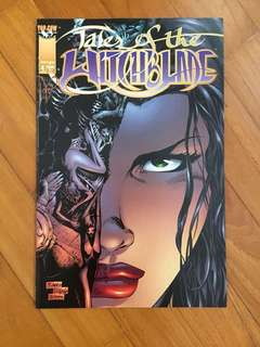Comics - my son's collection - Witchblade - 10 classics ( all in good condition )