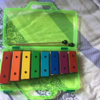 Glockenspiel for children