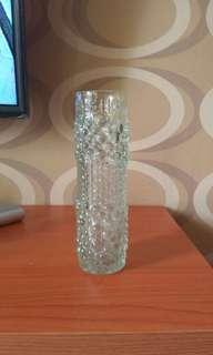 Vas bunga antik kristal