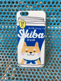 iPhone Case 手機殼 狗狗 飲品 6/6s