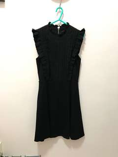 Ted Baker Black Work Dress 黑色返工裙