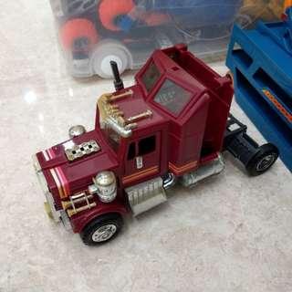 Mask Rhino truck