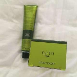 Ash Grey Salon Style Hair Dye