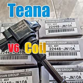 Nissan Teana V6 ignition coil