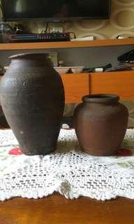 Barang laut / vas antik