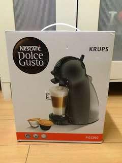 Nescafé Krups Dolce Gusto Piccolo (Manual)
