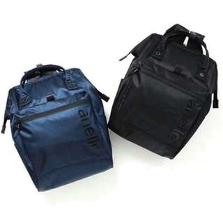 Anello water-resistant backpack