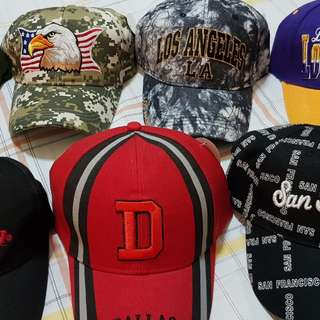 Caps for sales