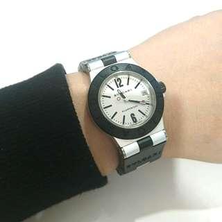 限時特惠!經典寶格麗❤女性輕奢華橡膠手錶