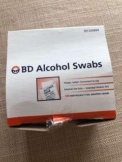 BD Alcohol Swap