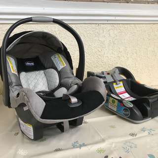 Chicco Keyfit 30 Baby Car Seat with Base