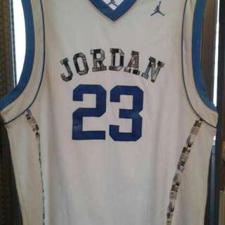 Jordan 喬丹23號籃球衣