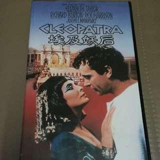 經典埃及妖后VCD(4碟裝)