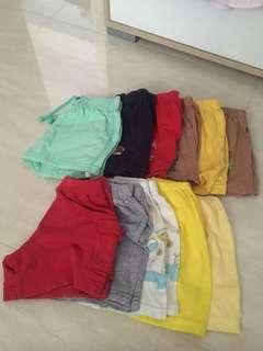 Shorts (11 pieces)