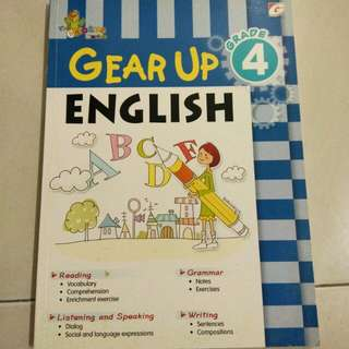 Gear Up English