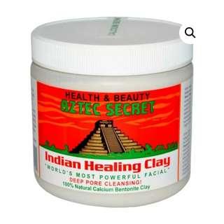 ON HAND Aztec Secret Indian Healing Clay 1lb
