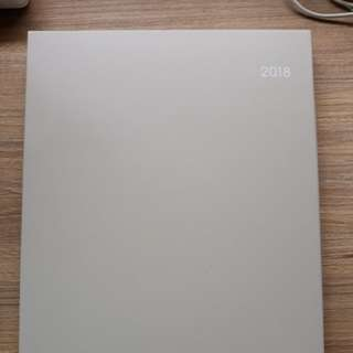 BYND ARTISAN 2018 Planner LEATHER