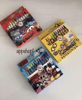 Crayon- art for kids goodies bag, goody bag packages
