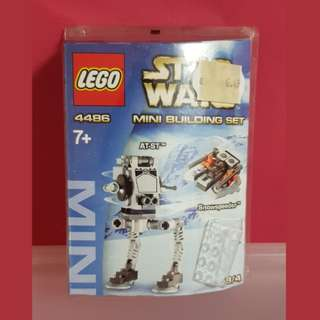 Lego Star Wars - AT-ST